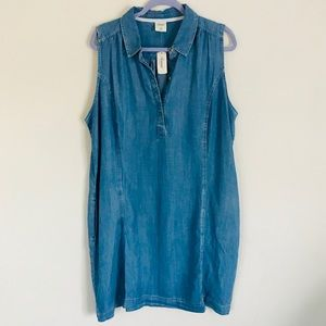 Soma Denim Dress Size XXL